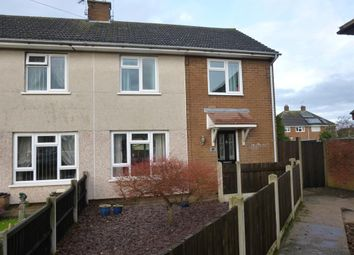 Thumbnail 2 bed end terrace house for sale in Forest View, Retford