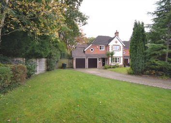 Thumbnail 4 bed detached house to rent in Evesham Drive, Wilmslow