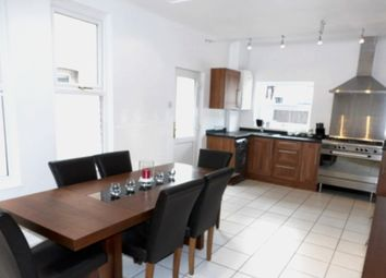 Thumbnail 4 bed terraced house for sale in Park Road North, Birkenhead