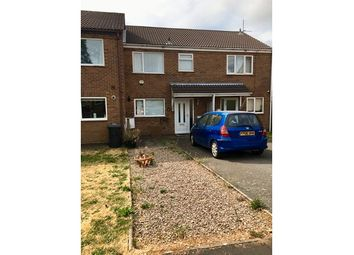 Thumbnail 3 bed town house for sale in 92, Oxford Street, Coalville, Leicestershire