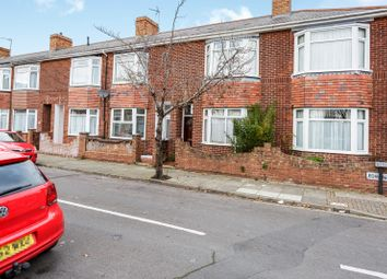Thumbnail 4 bed terraced house to rent in Edmund Road, Southsea