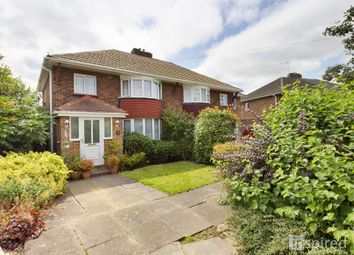 Thumbnail 3 bed semi-detached house for sale in St. Johns Road, Bletchley