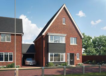 Thumbnail 4 bed detached house for sale in Plot 55, Bentall Place, The Walnut