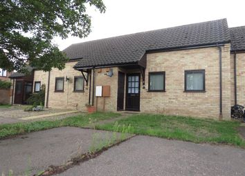 Thumbnail 1 bed flat to rent in Millfield Close, Ditchingham, Bungay