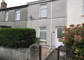 Thumbnail 2 bed terraced house to rent in Butt Park Road, Honicknowle, Plymouth