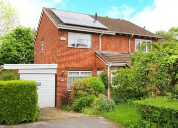 Thumbnail 2 bedroom semi-detached house for sale in Thorpe Drive, Waterthorpe, Sheffield, South Yorkshire