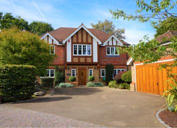 Thumbnail 5 bed detached house for sale in Hamilton Way, Slough