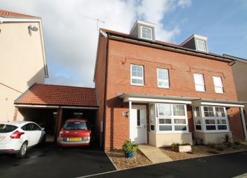4 bed semi-detached house to rent in Quicksilver Street, Worthing BN13
