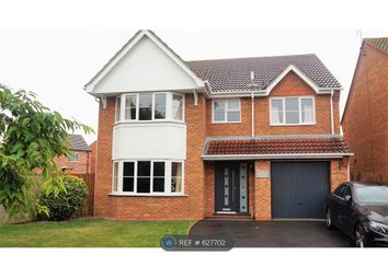 Thumbnail 4 bed detached house to rent in Wintergold Avenue, Spalding