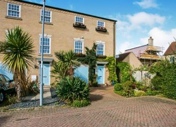 Thumbnail 4 bed town house for sale in Ely, Cambridgeshire
