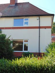 Thumbnail 2 bedroom semi-detached house to rent in Grindon Crescent, Bulwell, Nottingham