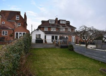Thumbnail 4 bed semi-detached house for sale in Spring Gardens, Abingdon