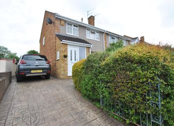 Thumbnail 3 bedroom semi-detached house for sale in Court Farm Road, Whitchurch, Bristol