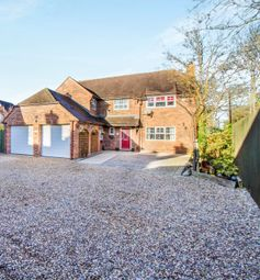Thumbnail 5 bedroom detached house for sale in Deanery Crescent, Leicester