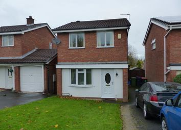 Thumbnail 3 bed detached house to rent in Portobello Close, The Rock, Telford, Shropshire