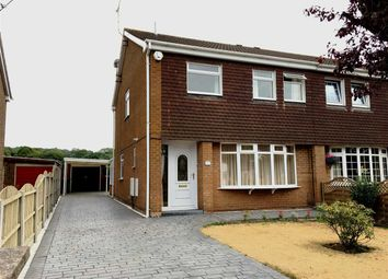 Thumbnail 4 bed semi-detached house to rent in Weymouth Crescent, Scunthorpe