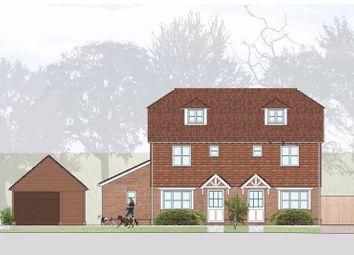 Thumbnail Land for sale in Viaduct Terrace, Warehorne Road, Hamstreet, Ashford