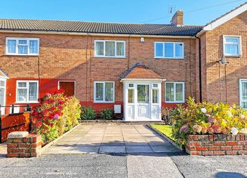 Thumbnail 3 bed terraced house for sale in Cardigan Close, West Bromwich, West Midlands