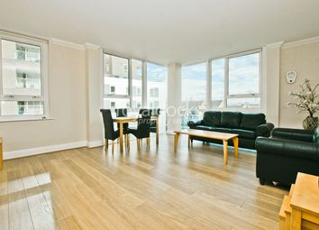 Thumbnail 3 bedroom flat to rent in Balmoral House, 12 Lanark Square, London