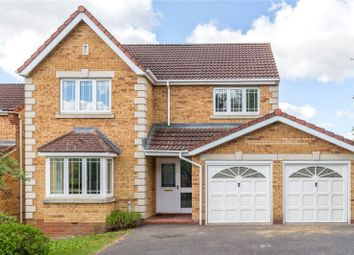Thumbnail 4 bed detached house to rent in Spencelayh Close, Wellingborough, Northamptonshire