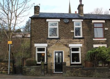 Thumbnail 3 bed end terrace house for sale in Huddersfield Road, Newhey, Rochdale