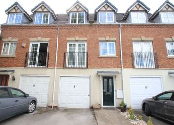Thumbnail 3 bed terraced house for sale in Courtland Mews, Stafford