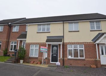 Thumbnail 2 bed terraced house for sale in Biddington Way, Honiton