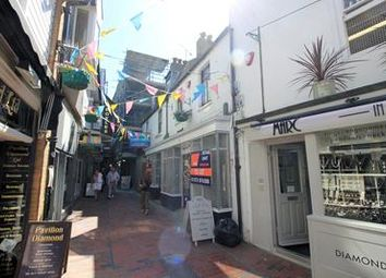 Thumbnail Retail premises to let in 7 & 8 Meeting House Lane, Brighton, East Sussex