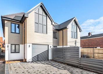 Fair Oak Road, Fair Oak, Hampshire SO50. 4 bed detached house for sale
