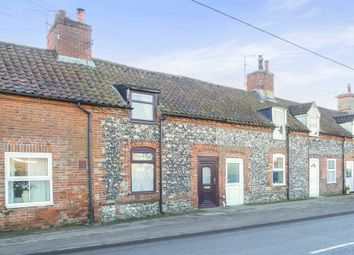 Thumbnail 1 bed terraced house for sale in Lynn Road, Swaffham