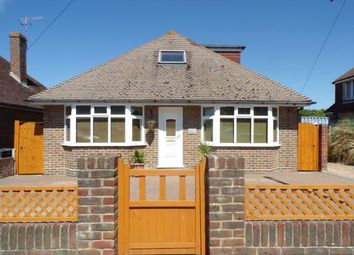 Thumbnail 4 bed bungalow for sale in Brighton Road, Lancing, West Sussex