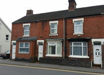 Thumbnail 3 bedroom terraced house for sale in Copeland Street, Stoke On Trent