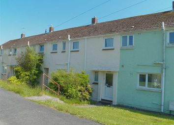 3 bed terraced house for sale in Caradoc Place, Haverfordwest SA61