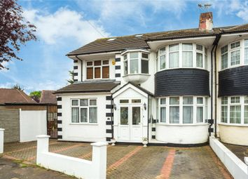 Thumbnail 5 bed semi-detached house for sale in Brinkworth Road, Ilford