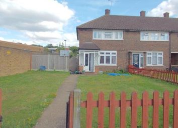 Thumbnail 3 bed end terrace house for sale in Tring Walk, Romford