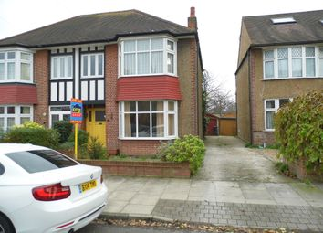 Thumbnail 1 bedroom semi-detached house for sale in Ladysmith Road, Enfield Town