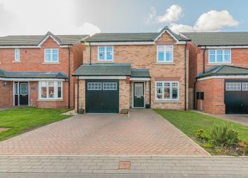 Thumbnail 4 bed detached house for sale in Heatherfields Crescent, New Rossington, Doncaster