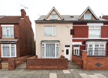 Thumbnail 6 bed semi-detached house for sale in Morley Road, Doncaster