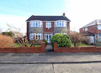 Thumbnail 3 bed detached house for sale in Lingdale Avenue, South Bents, Sunderland