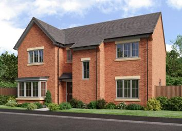 "Thumbnail 5 bed detached house for sale in ""The Rosebury"" at Low Lane, Acklam, Middlesbrough"