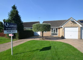 Thumbnail 2 bed detached bungalow for sale in Ardley Road, Fewcott, Bicester