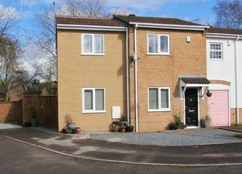 Thumbnail 3 bed end terrace house for sale in Crimscote Close, Shirley, Solihull