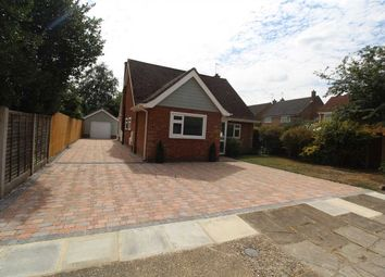 Thumbnail 3 bed bungalow for sale in Cuckfield Avenue, Ipswich