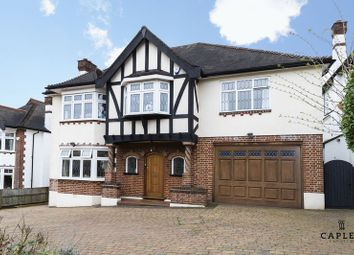 Thumbnail 7 bed detached house for sale in Worcester Crescent, Woodford Green