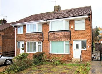 Thumbnail 3 bed semi-detached house to rent in Goathland Road, Sheffield, Sheffield