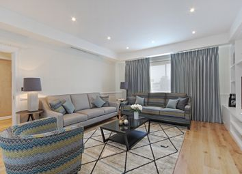 Thumbnail 3 bed flat to rent in Chesham Place, London