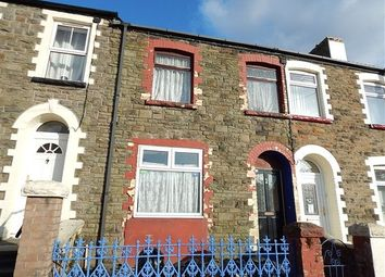 Thumbnail 3 bed terraced house for sale in Powell Street, Abertillery