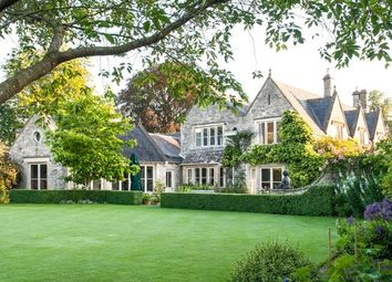 Thumbnail 5 bed detached house for sale in Hatherop, Cirencester, Gloucestershire