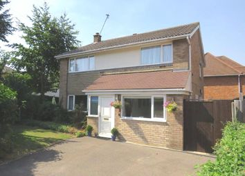 Thumbnail 4 bedroom detached house for sale in Prince Andrews Close, Royston