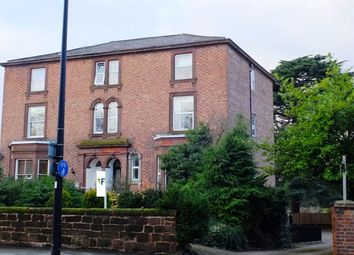 Thumbnail 2 bed flat to rent in 2, 12 Hough Green, Chester